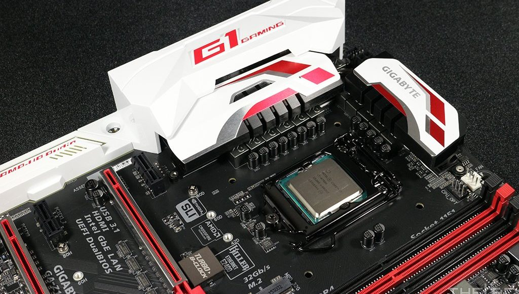 Gigabyte Z170X Gaming 7 Motherboard Review