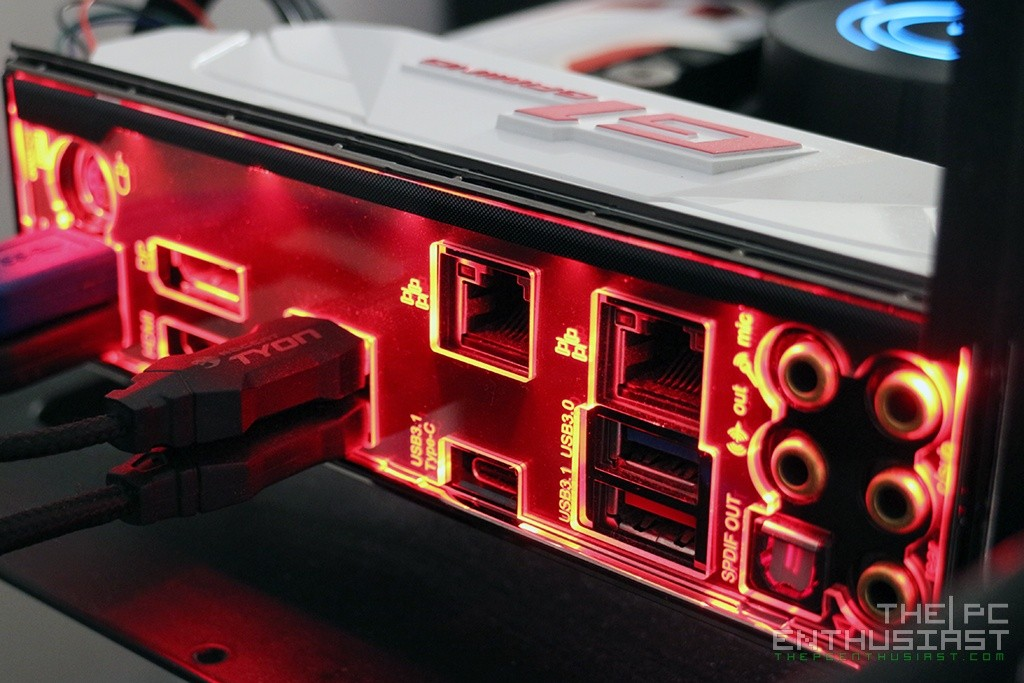 Gigabyte Z170X Gaming 7 Motherboard Review-22
