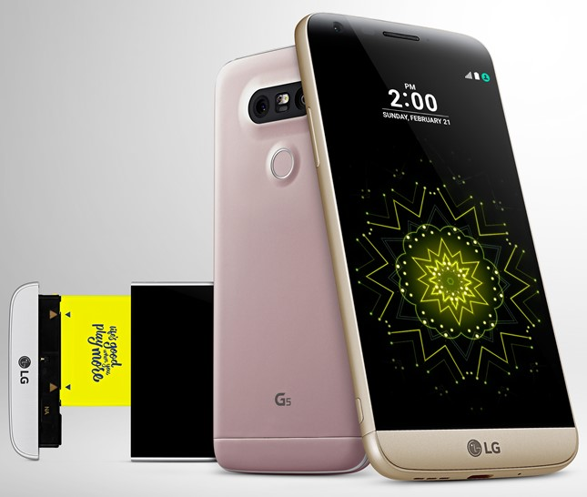 LG G5 Android Smartphone Released – See Specs, Features and Price