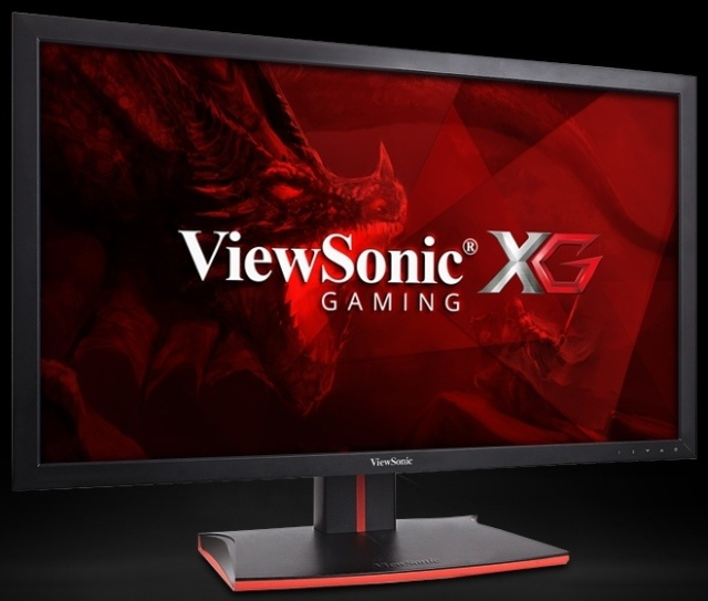 ViewSonic XG Gaming Monitors XG2401, XG2701 and XG2700-4K Now Available
