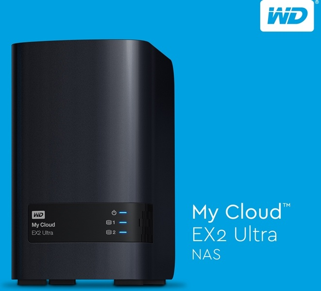 WD My Cloud EX2 Ultra NAS Now Available – See Features, Specs and Price
