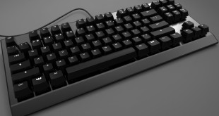 Wooting One Analog Mechanical Keyboard
