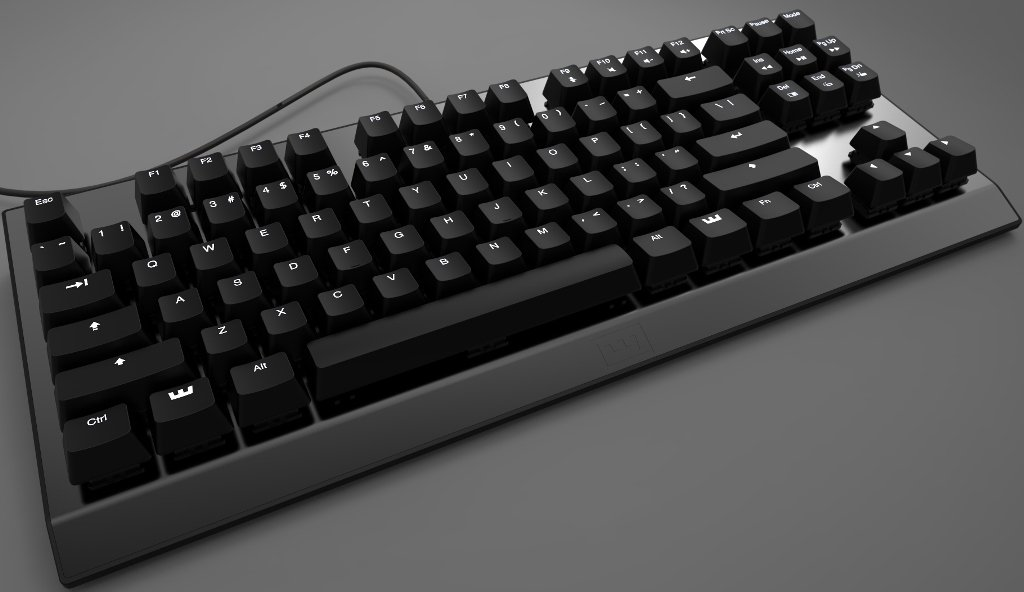 Wooting One Analog Mechanical Keyboard Announced – All You Need To Know So Far