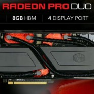 AMD Radeon Pro Duo Unleashed – See Specs, Features and Price