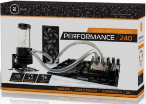 EK Kit Performance 240 Water Cooling