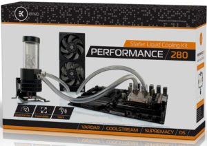 EK Kit Performance 280 Water Cooling