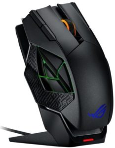 Asus ROG Spatha Wireless MMO Gaming Mouse-02