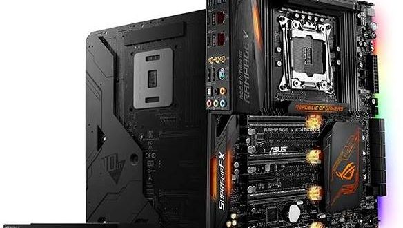 Asus ROG Rampage V Edition 10 X99 Motherboard
