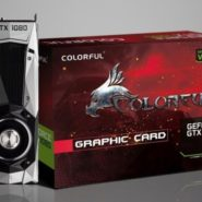 Colorful GeForce GTX 1080 Founders Edition Graphics Card Announced