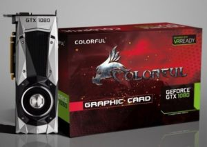 Colorful GeForce GTX 1080 Founders Edition