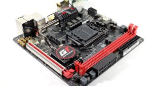 Gigabyte Z170N-Gaming 5 Mini-ITX Motherboard Review