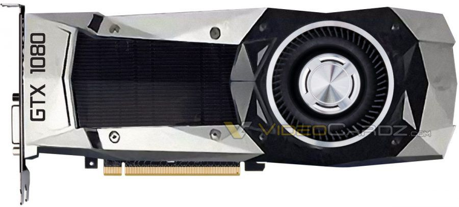 NVIDIA GeForce GTX 1080 Pascal Graphics Card