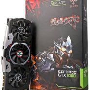 Colorful GeForce GTX1080 iGame and X-TOP-8G Released