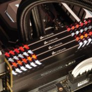 Corsair Vengeance LED DDR4 Memory Series Released