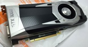 NVIDIA GeForce GTX 1060 Graphics Card