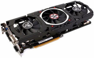Colorful iGame GTX 1060 U-TOP-3G