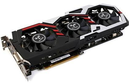 Colorful iGame GTX 1060 X-TOP-3G