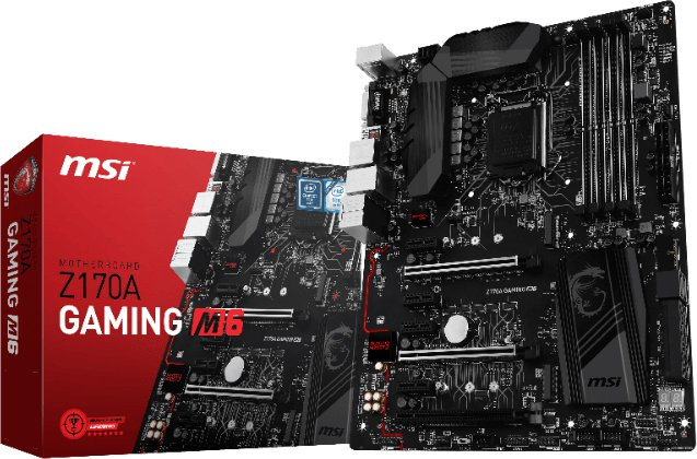 MSI Z170A Gaming M6 Motherboard-01