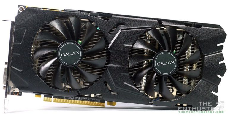 Galax GeForce GTX 1070 EXOC-SNPR Review – with RGB Lighting