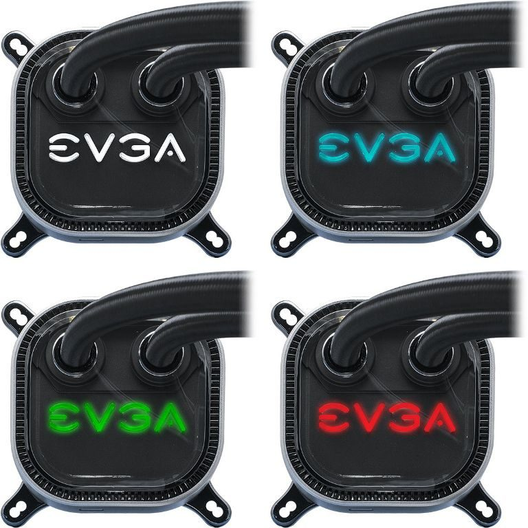 EVGA CLC 120 and 280 All-In-One Liquid Cooler Released – See Specs, Features and Price
