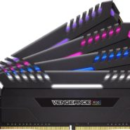 Corsair Vengeance RGB DDR4 Memory Kits Unleashed