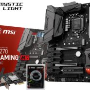 MSI Z270 Gaming M6 AC Motherboard Released – See Features and Specs