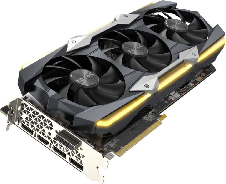 Zotac GeForce GTX 1080 Ti, AMP and AMP Extreme Editions Unleashed – See Specs and Features