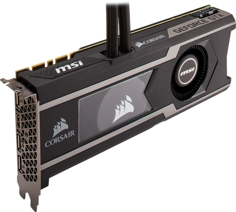 Corsair Hydro GFX GTX 1080 Ti Unleashed – Cooler, Quieter and Faster