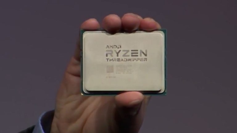 AMD Threadripper HEDT CPUs Detailed – Features 64 Lanes, Quad Channel DDR4 Memory and More