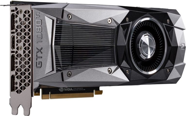 GeForce GTX 1080 Ti Compared – Asus, EVGA, Gigabyte, MSI, Zotac and More