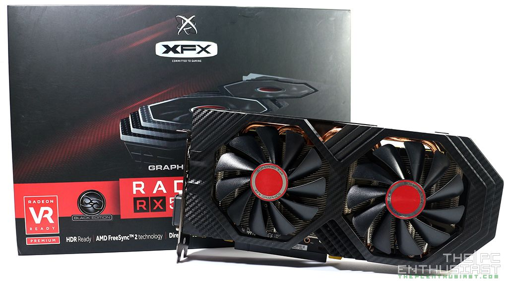 Xfx Radeon Rx 580 Gts Black Edition 8gb Review Page 2 Of 8 Thepcenthusiast