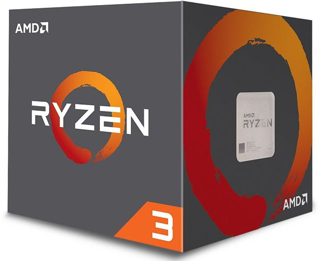 AMD Ryzen 3 1300X and 1200 Released – See Features, Specs and Price