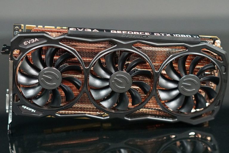 EVGA GeForce GTX 1080 Ti K|NGP|N Now Available – See Features, Specs and Price