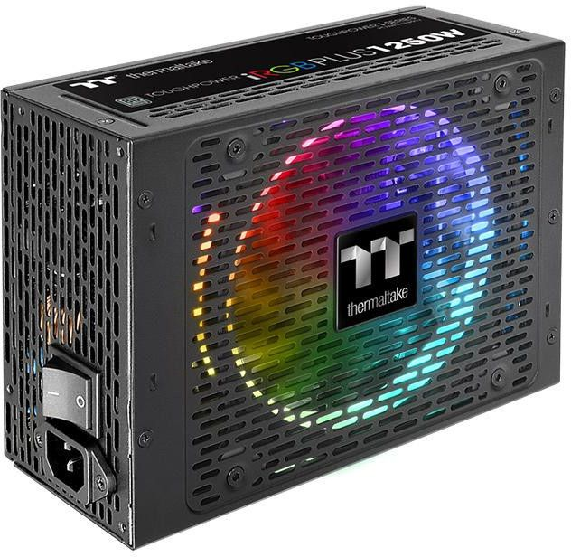 Thermaltake Toughpower iRGB PLUS 1250W Power Supply Announced – See Specs and Features