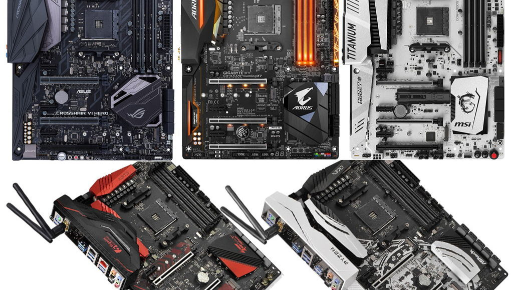 Best X370 AM4 Motherboard For AMD Ryzen
