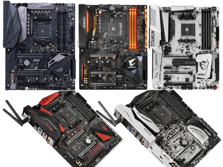 Best X370 AM4 Motherboards For AMD Ryzen – What's The Best You Can Buy Today