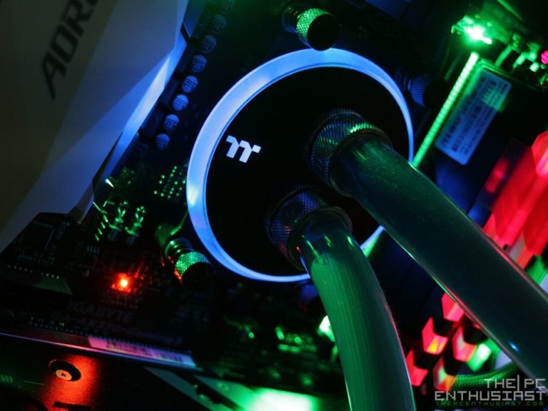 Thermaltake Pacific W4 RGB CPU Water Block Review – Is It Good?