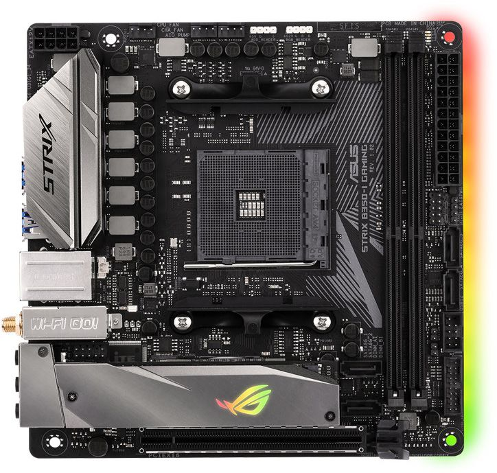 Asus ROG STRIX B350-I GAMING Mini ITX Ryzen AM4 Motherboard Surfaced – See Specs and Features