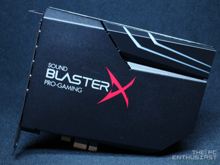 Sound BlasterX AE-5 PCIe DAC with AMP Sound Card Review – Do You Need One?