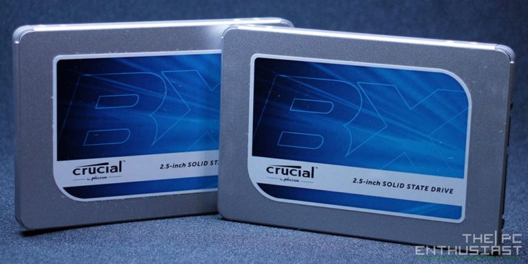 Crucial BX300 240GB and 480GB SSD Review – Budget SSD Made Faster