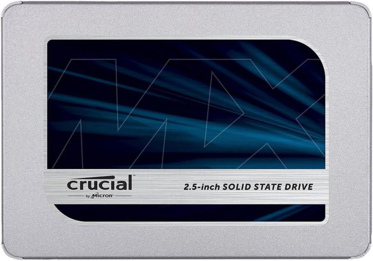 Crucial MX500 Solid State Drive Announced – See Specs and Features