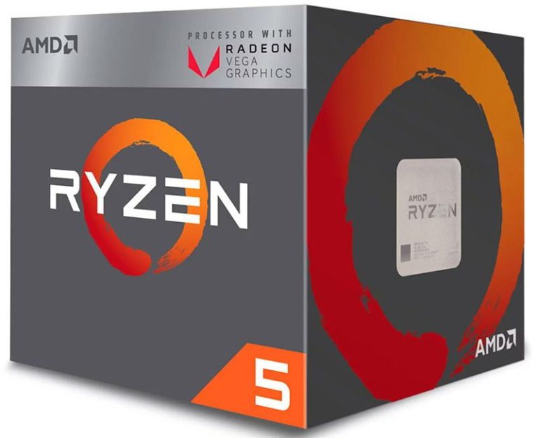 AMD Ryzen 5 2400G and Ryzen 3 2200G With Built-in Vega Graphics Released and Reviewed