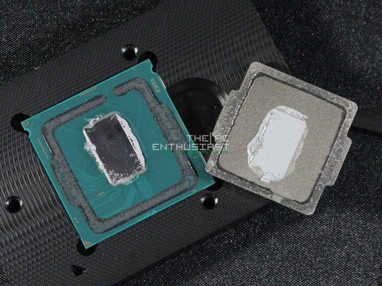 Intel Core i7-9700K Overclocked to 5.5GHz Using Z370 Motherboard and Liquid Cooler