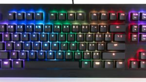 Wooting one Analog Mechanical Keyboard Review – Yes It's a Gaming Keyboard!