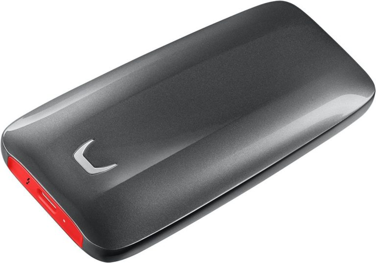 Samsung Portable SSD X5 Released – Fastest External Portable Storage Around?