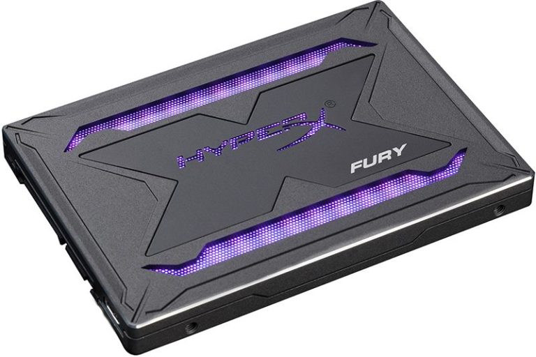HyperX Fury RGB SSD and SAVAGE EXO Portable SSD Released – See Features, Specs and Price