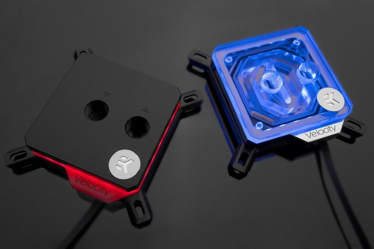 New Generation EK Velocity CPU Water Blocks Released – See Features, Specs and Price