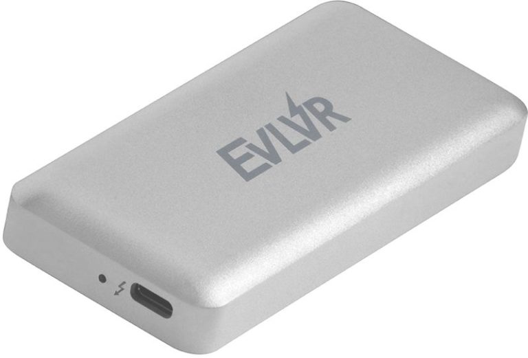 Patriot EVLVR Thunderbolt 3 External SSD Now Available – See Features, Specs and Price