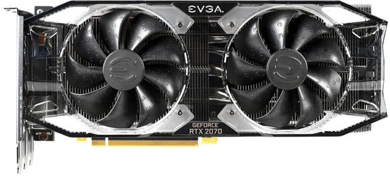 EVGA GeForce RTX 2070 Series Now Available in US and UK – See Features, Specs and Price