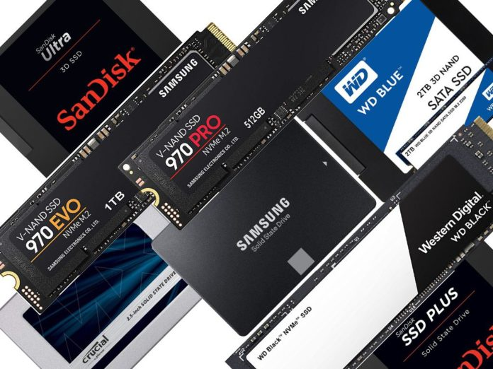 Best SSD (SATA And M.2 NVMe) To Buy This Black Friday And Cyber Monday 2018
